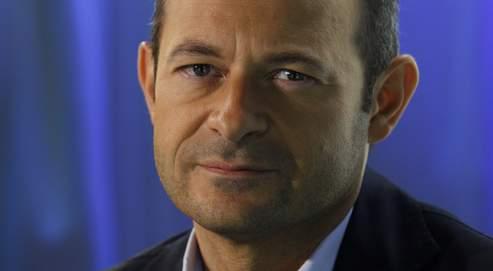 Jean-Éric Valli, président du groupe Start