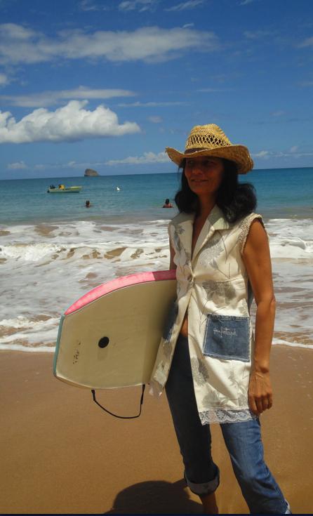 Mumu surfeuse