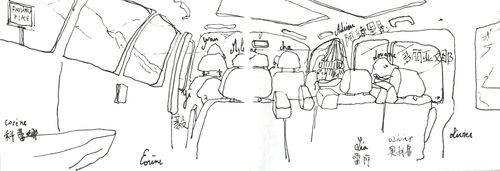 Minibusinside