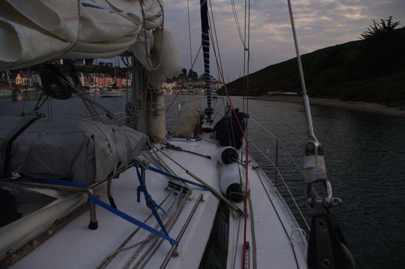 Port de Sauzon Belle-Ile