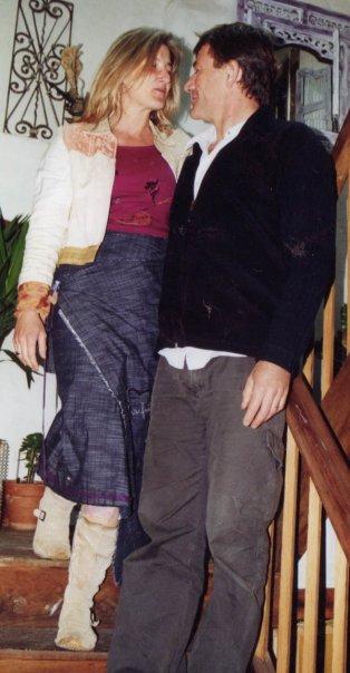 Anne et olivier Espelette
