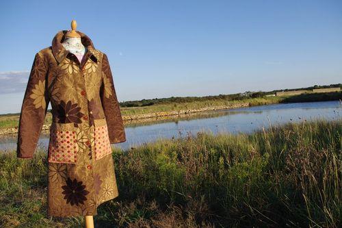 N°6 manteau T42-399€
