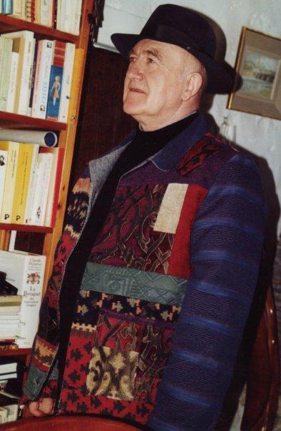 André Robin veste 2004