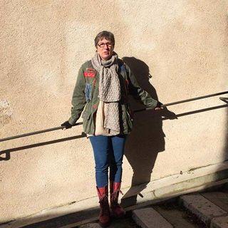 Corinne Buzier-Gaignard N°335 Veste Militaire Custom Quisifrottsipik pièce unique