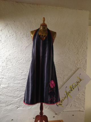 N°591 Robe dos nu  T42-149€ d