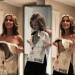 Celine Dion découvre sa Veste Quisifrottsipik