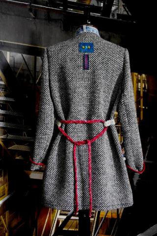 N°617 Manteau T38 Pièce unique 259€