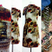 N°764 robe Quisifrottsipik T38 pièce unique 149€
