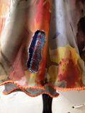 N•589 Robe dos nuT38-169€ a