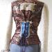 N°426 Gilet Quisifrottsipik Taille40 pièce unique 149€ www.quisifrottsipik.com