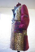 N°431 Manteau quisifrottsipik Taille 46 pièce unique 459€