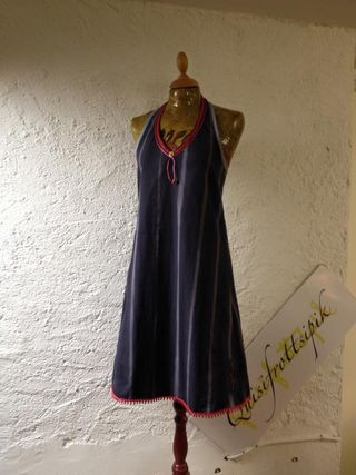 N•590 Robe dos nu T38-149€ A