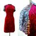 N°758 robe Quisifrottsipik T44 pièce unique 149€