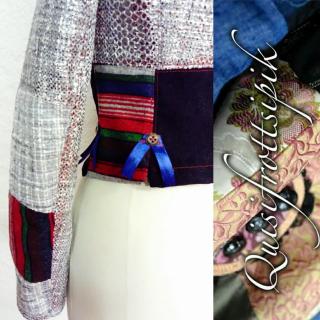 N°754 veste Quisifrottsipik   249€ taille 38www.quisifrottsipik.com