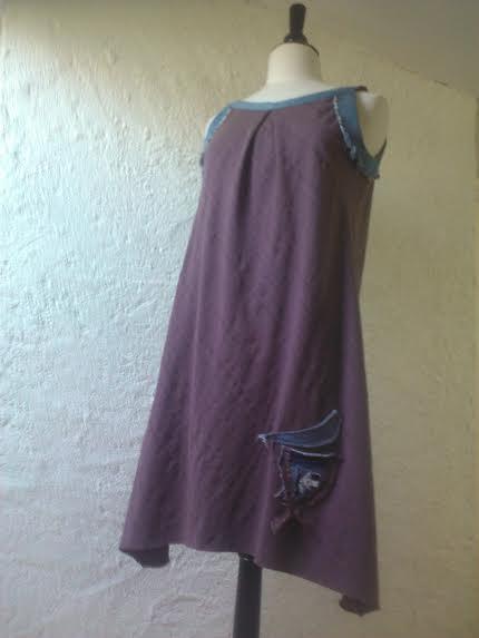 N°356 Robe Quisifrottsipik Taille 40/149€