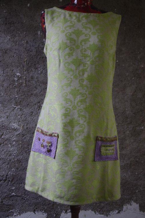 """N°151 Robe """"Quisifrottsipik"""""""
