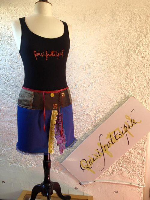 N°577 Sur-jupe 129€ www.quisifrottsipik.com