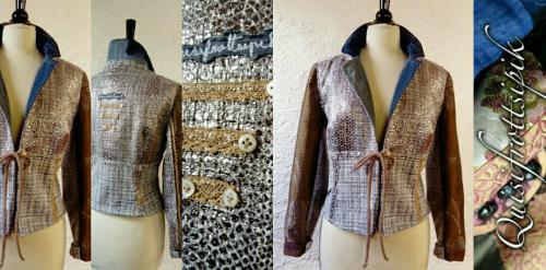 N°675 veste T44 #PieceUnique 259€