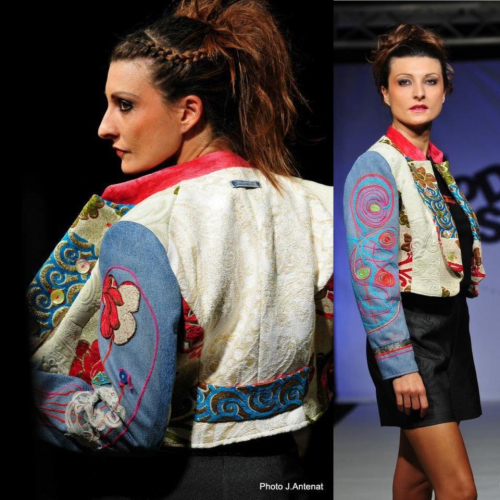 N°175 Veste 399€ www.quisifrottsipik.com pièce unique