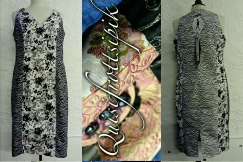 N °791 robe T46 pièce unique 149€