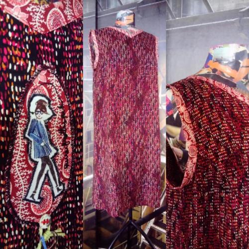 N°. 808 robe T44 pièce unique 139€