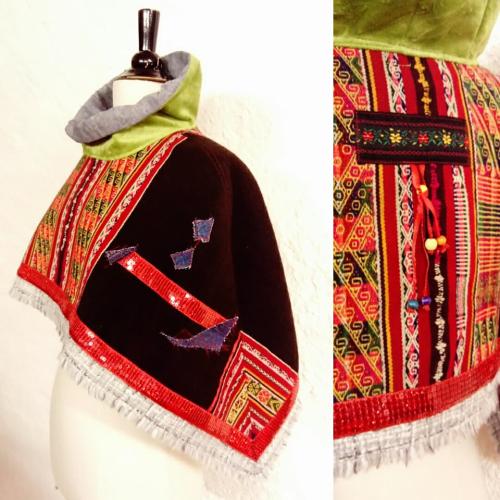 N°747 Capeline  Tissu du Pérou 149€ www.quisifrottsipik.com