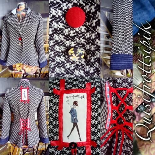 N°801 veste 239€ Taille 40