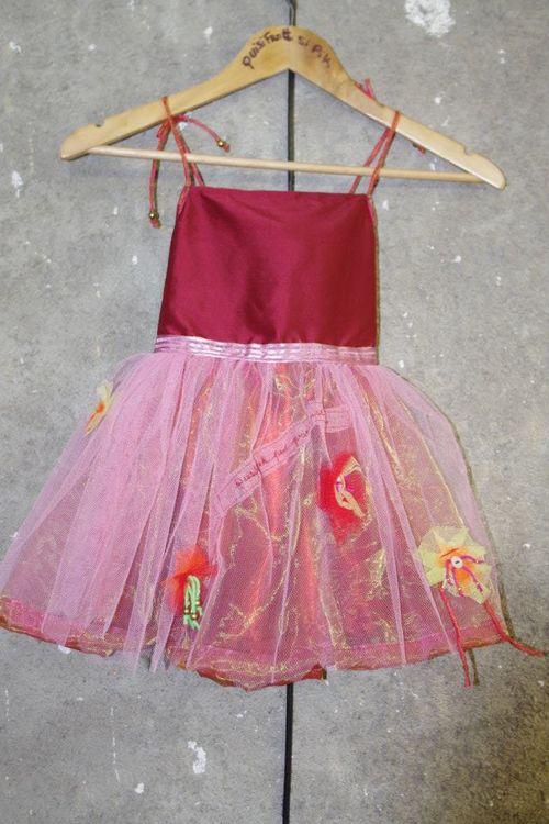 Robe de Princesse Quisifrottsipik pour Lisa!!!