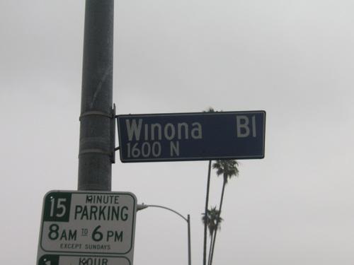 Winona Blvd.