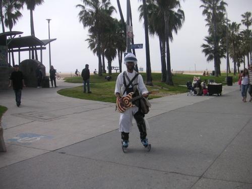 Venice Beach, Harry Perry!