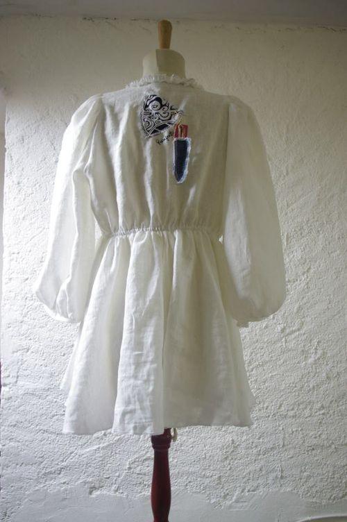N°349 Tunique Quisifrottsipik Taille 40/169€