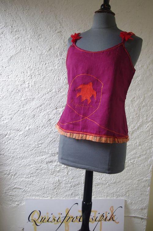 N°474 Top T40 pièce unique 129€ www.quisifrottsipik.com