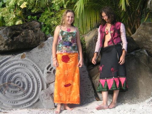 à Bora Bora