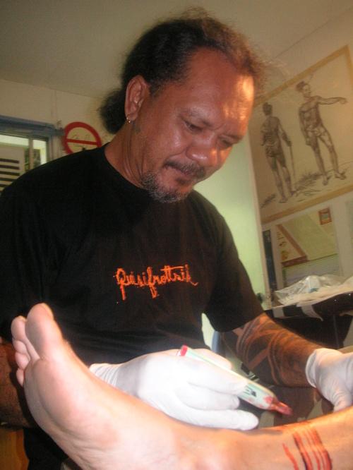 Tahiti purotu